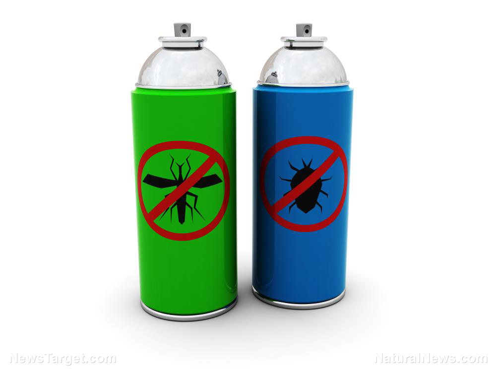 Insecticide exposure can increase the likelihood of children getting cancer