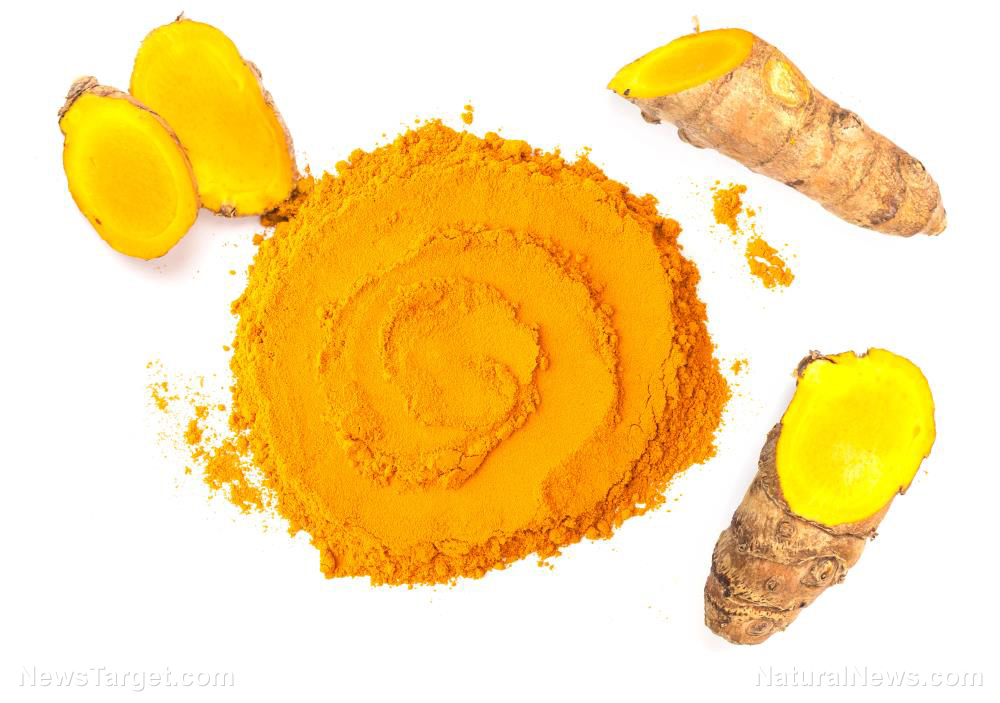 Image: Happy news: Curcumin outperforms prozac for reducing symptoms of depression