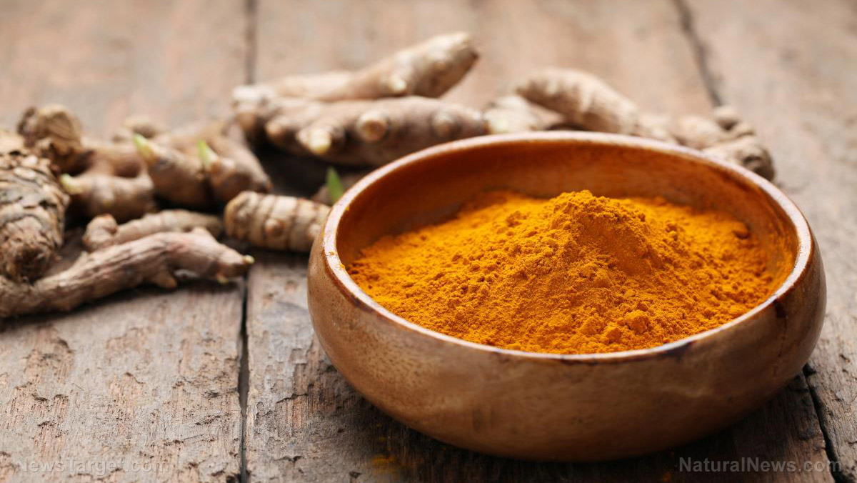 Image: Improve memory and mood with curcumin: Study finds it boosts cognitive function in those with mild, age-related memory loss
