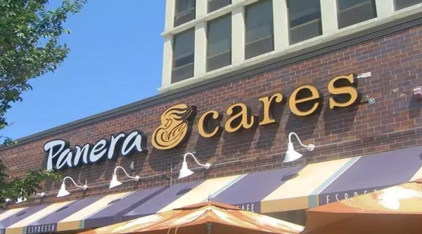 "Image: Panera's experiment with socialism craters… ""can't cover costs"" … restaurants shuttered"