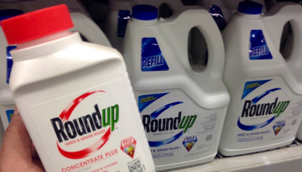 "Image: The science is pouring in: You're probably eating Roundup herbicide in ""excessive"" levels"