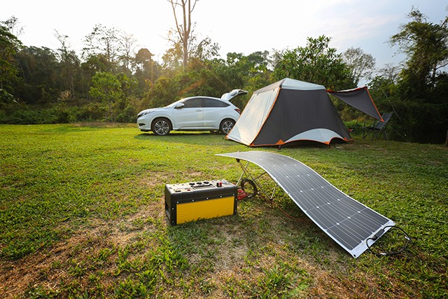 Image: How to build your own DIY portable solar power box for emergencies