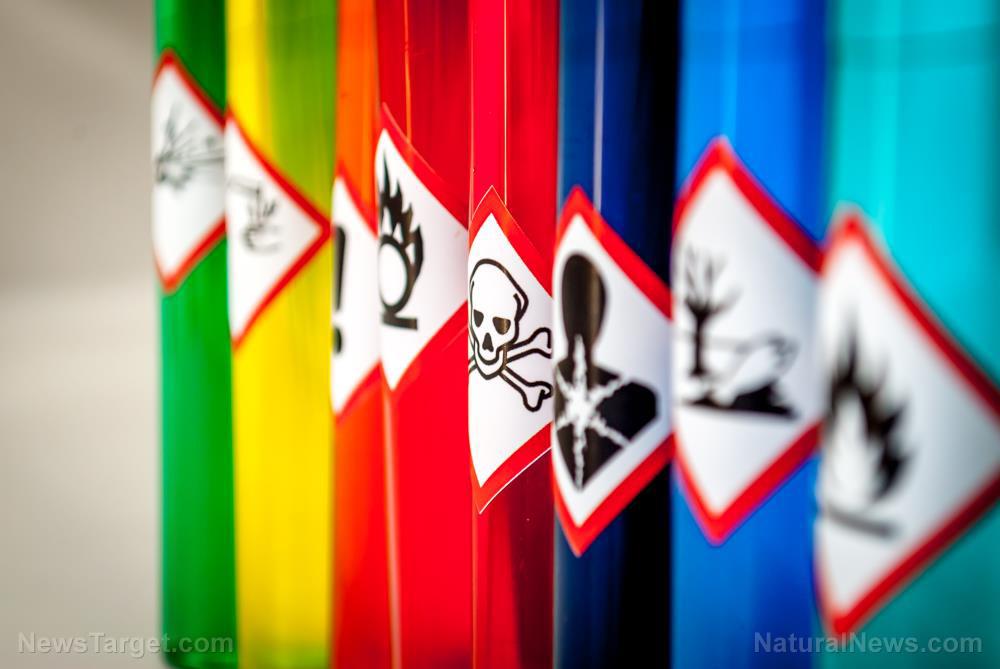 Afbeelding: Huizen zijn beladen met chemicaliën die het risico op KANKER verhogen