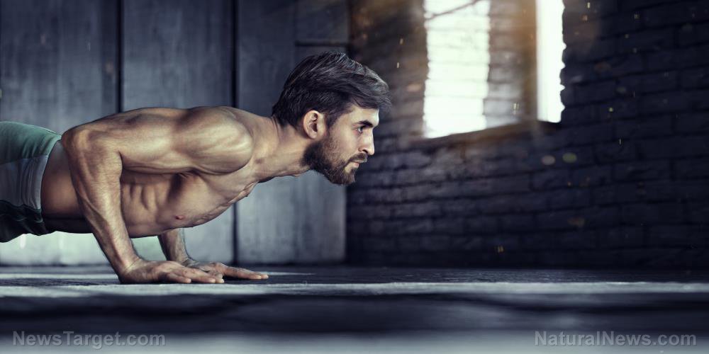 Image: Survival strength: Here's why every prepper needs to be physically fit before SHTF