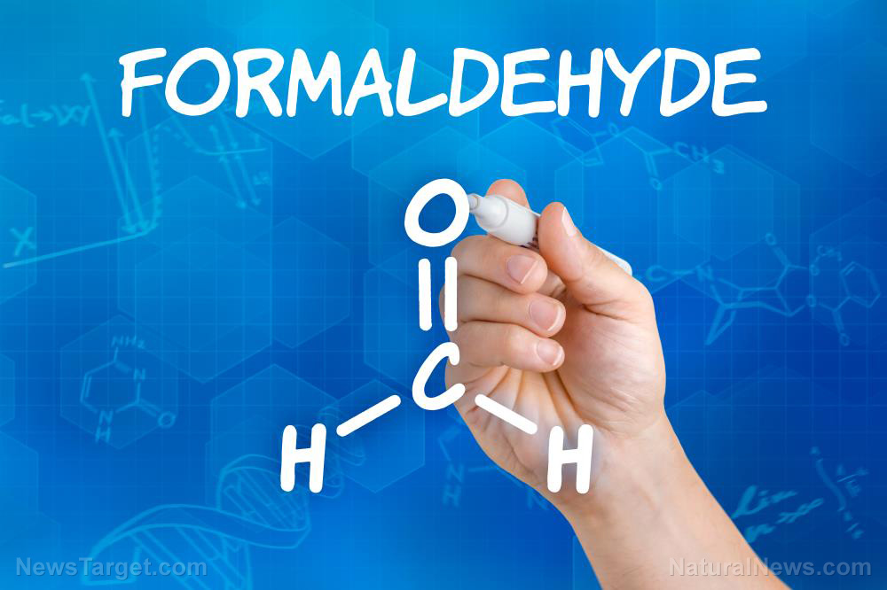 Research confirms link between exposure to formaldehyde and risk of