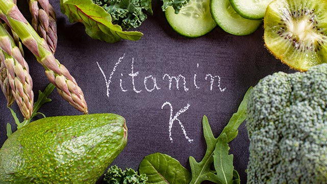 Image: New research on vitamin K suggests that it may promote eye health