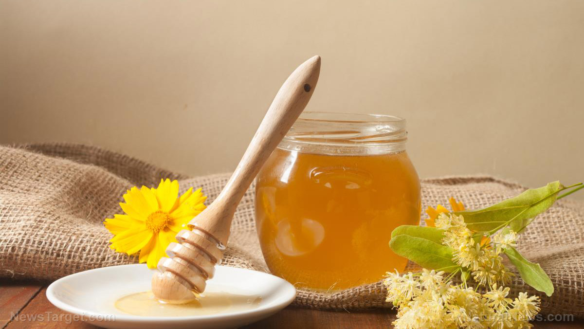 Image: Add honey to warm water and unlock a bevy of health benefits