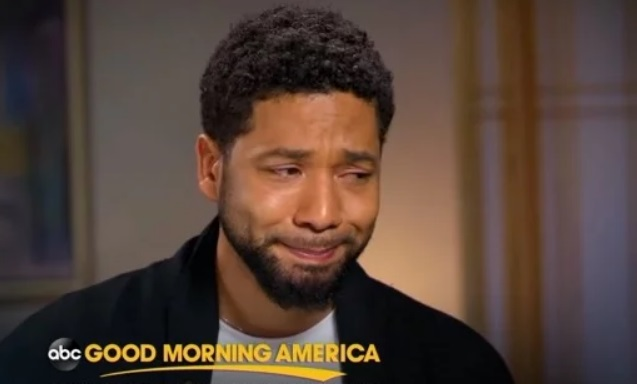 Image: By getting away with a hate crime hoax, Jussie Smollett paves the way for future hoaxes that will one day lead to massive unrest and civil war