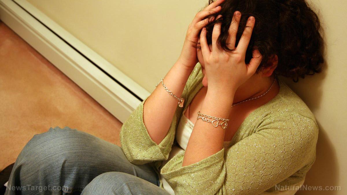 Image: DISTURBING report finds that 20 million American schoolchildren have been prescribed antidepressants
