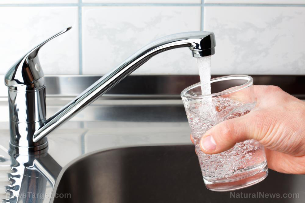 Image: Don't drink the water: The dark side of water fluoridation