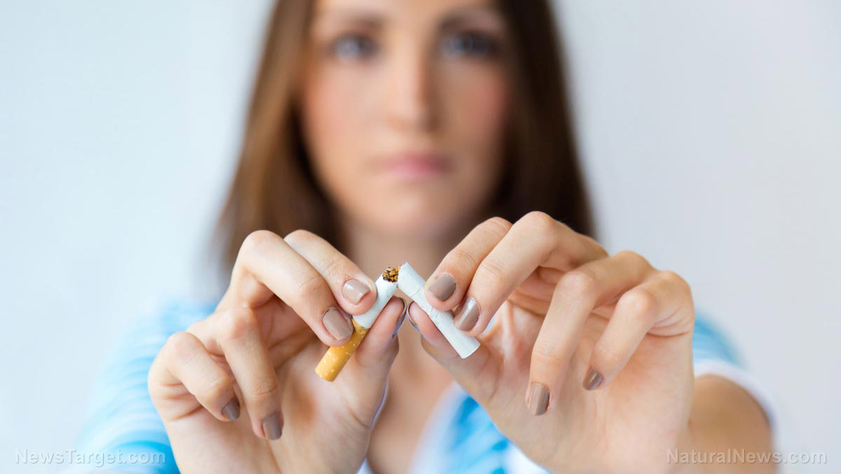 Image: Acupuncture found as effective as nicotine replacement therapy for helping people quit smoking