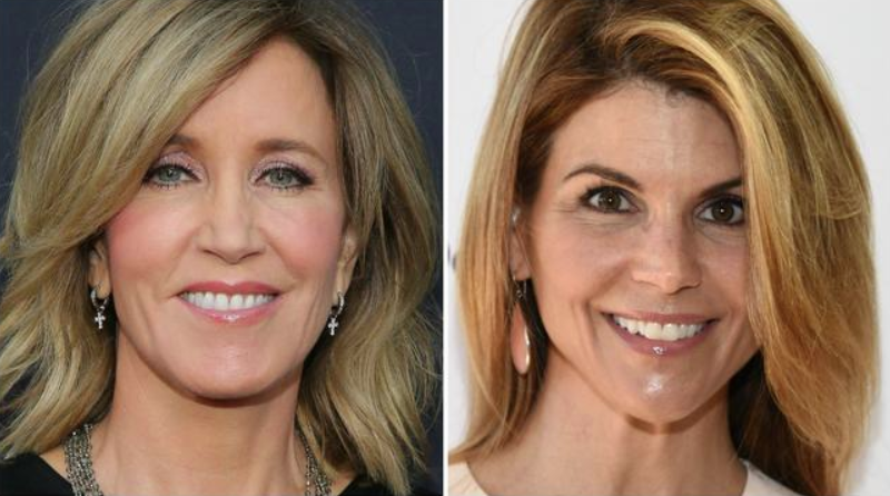Image: Left-wing elite privilege? FBI arrests dozens of elitists, including Hollywood actresses, in college admissions scandal