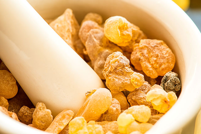 Image: New research suggests using frankincense to treat arthritis