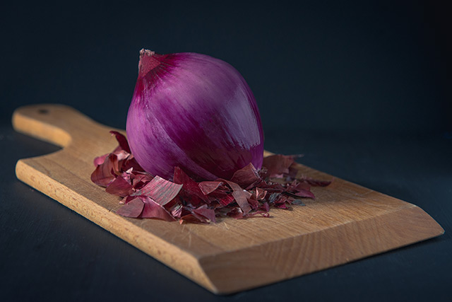 Image: Pungent, bitter onion varieties found to beat cancer