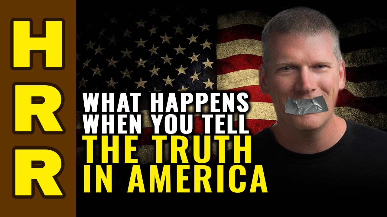 Image: Here's what happens when you tell the truth in America