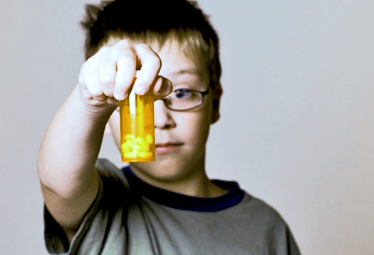 Image: ADHD is a FAKE disease invented by Big Pharma to drug children for profit