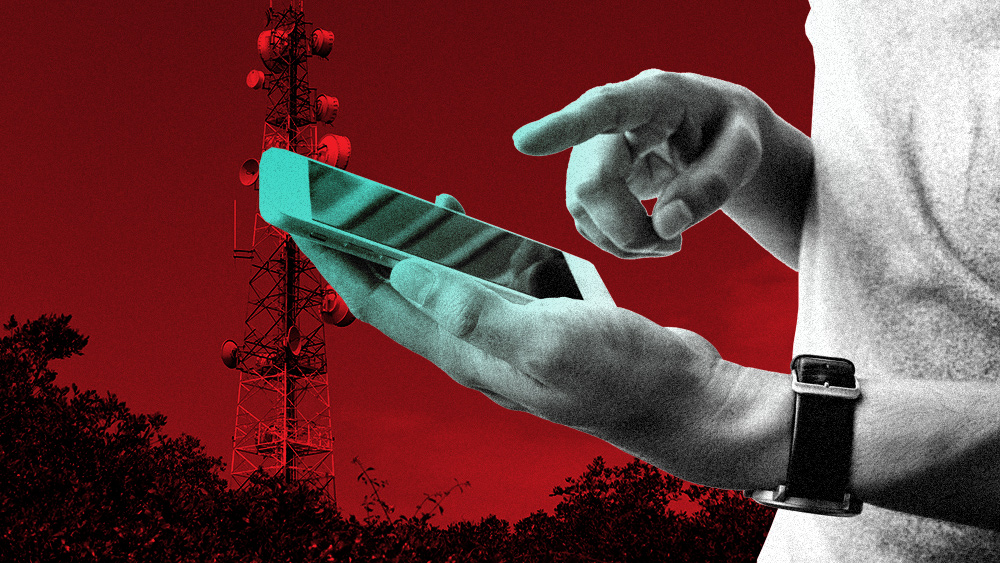 Image: Health hazards from 5G cell towers going mainstream; new calls for protection against radiation pollution