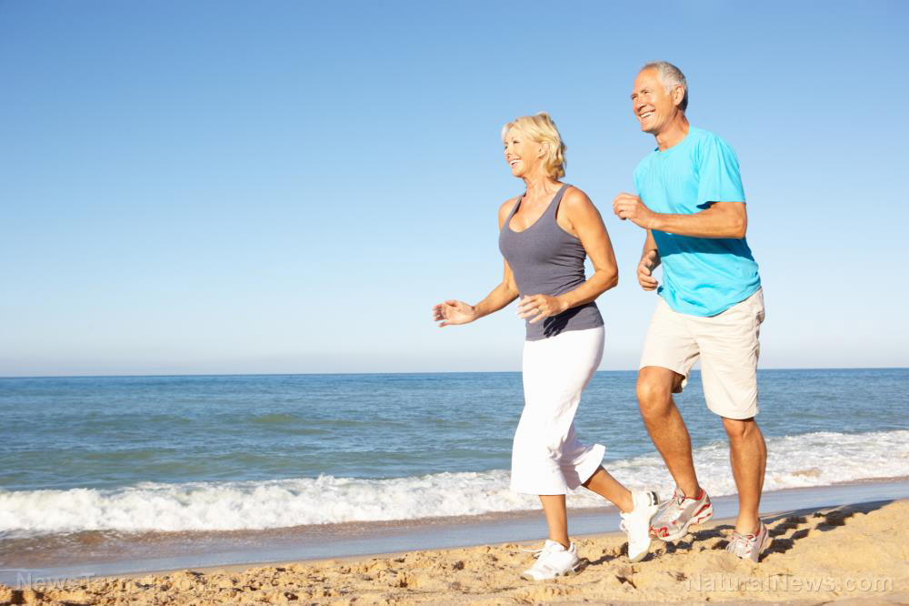 Image: Supplementing with protein and vitamin D can improve physical performance in older people