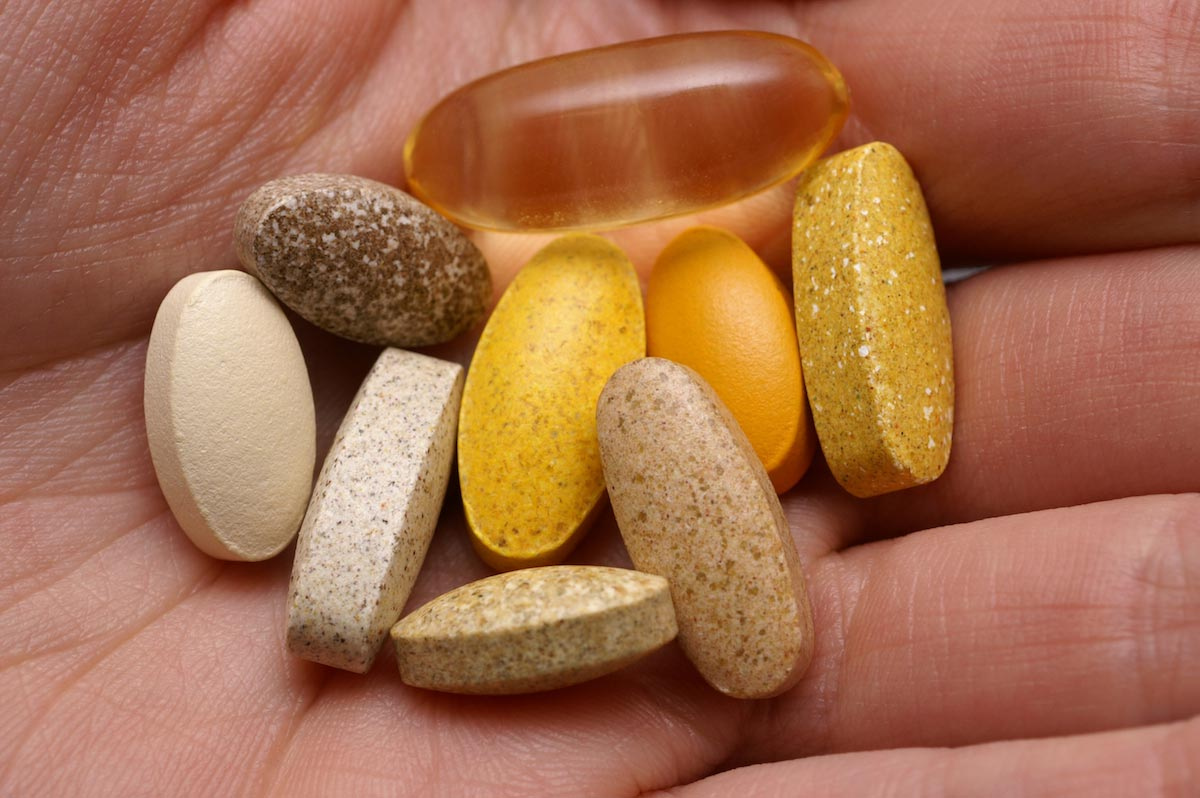 Image: Multivitamins linked to lower risk of cardiovascular disease in men