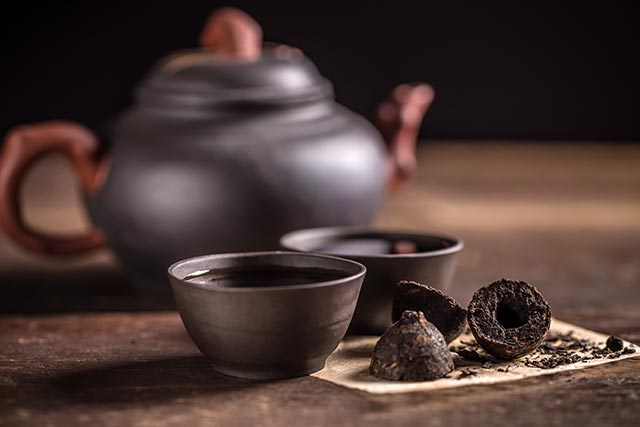 Image: Pu-erh tea might be your liver's new best friend: It can prevent fatty liver and protect from oxidative stress