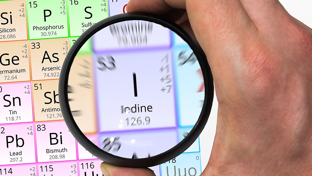 Image: Vegans may be at risk for iodine deficiency, according to new study