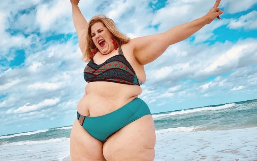 "Image: After pushing ""toxic masculinity"" nonsense on men, P&G is now celebrating morbid obesity in Gillette Venus marketing to women"