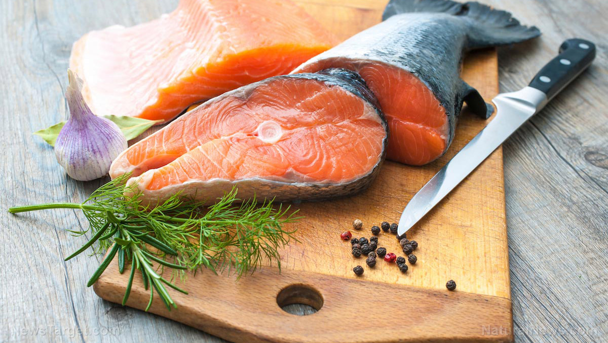 Image: Yes, you CAN eat salmon skin – if it's wild-caught