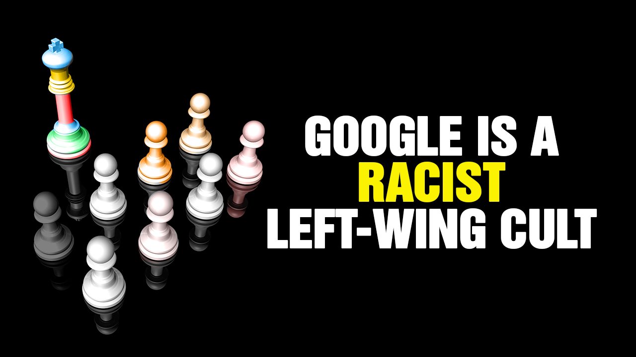 Image: Leaked emails suggest Google is a leftist cult