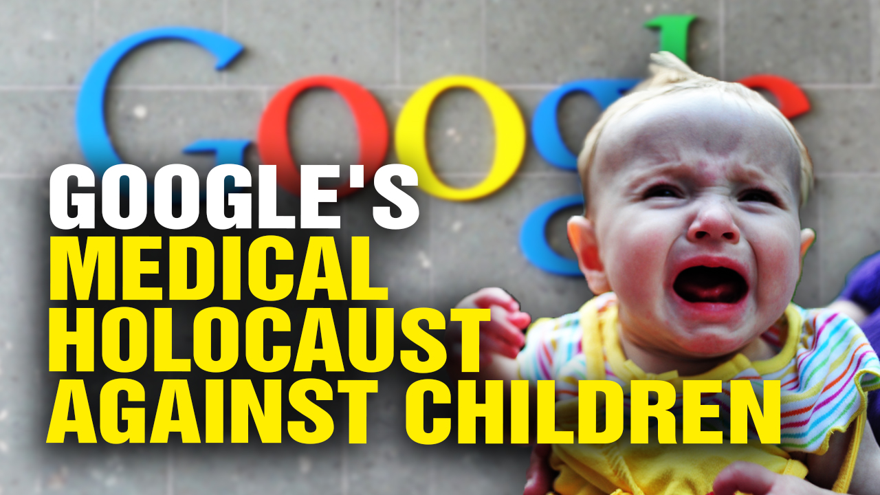 Image: Banned by Google for opposing infanticide