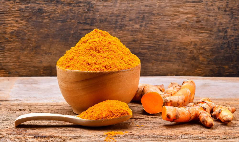 Image: Stop cancer cells dead in their tracks with turmeric