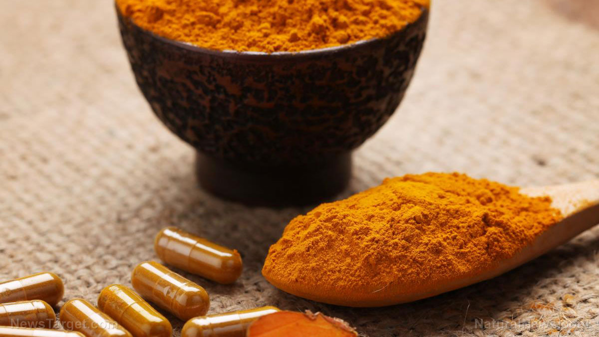 Image: Better together: Adding turmeric to herbal skin care formulas can improve your skin's moisture