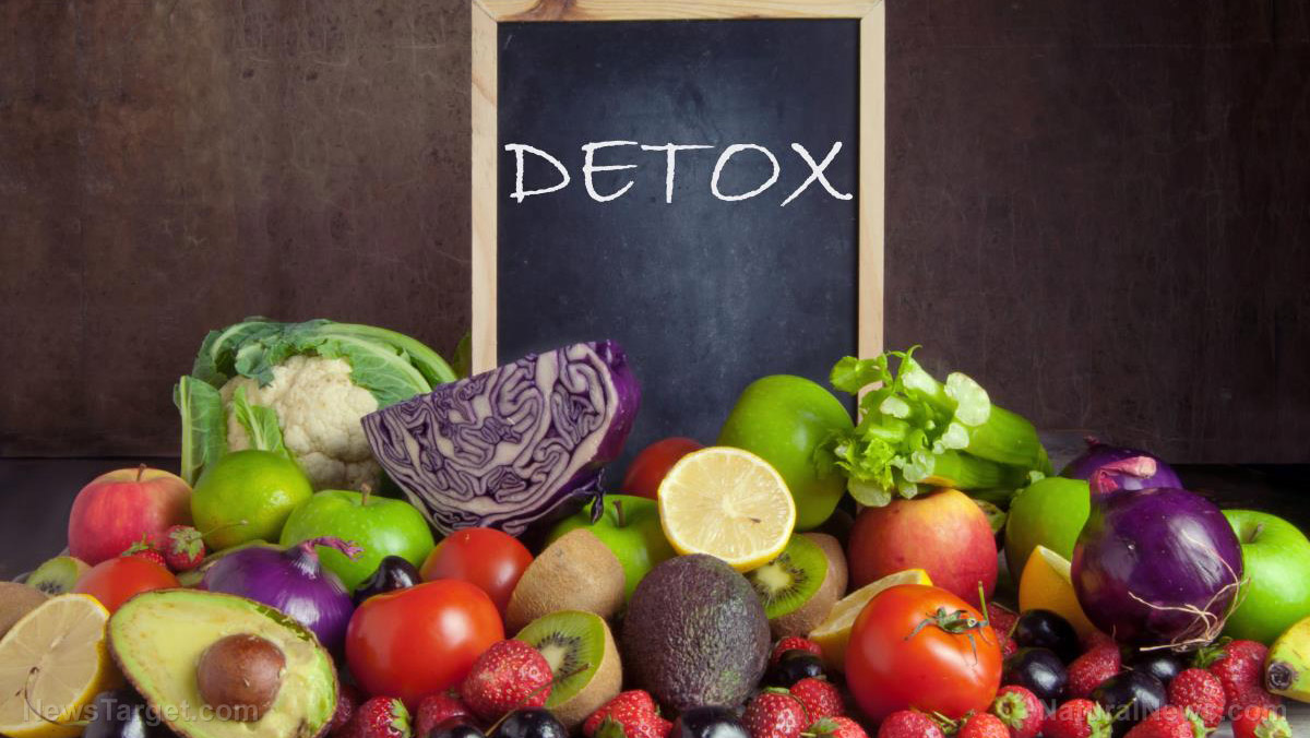Image: 12 Foods you can use to naturally detoxify your body