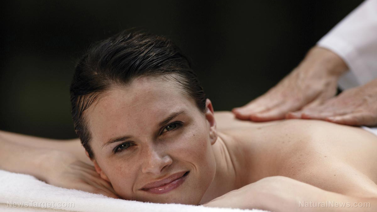 Image: A healing touch: Regular massage can significantly improve symptoms linked to arthritis