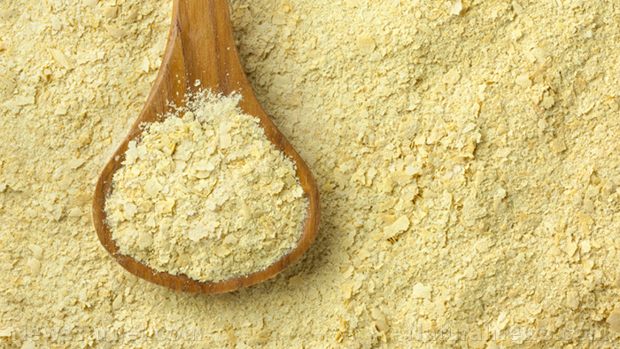 Image: Used in moderation, nutritional yeast can boost immunity and improve digestion