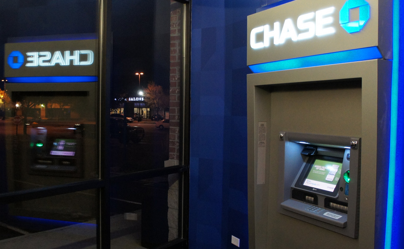Image: Questions for Chase (away) Bank