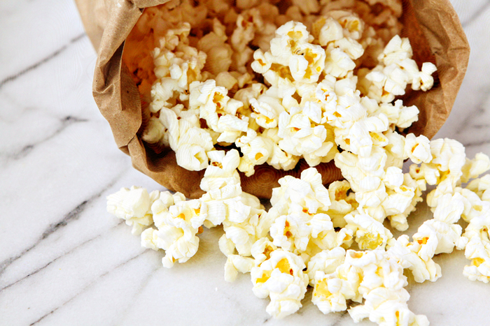 Image: Fluorinated chemicals found in microwave popcorn bags
