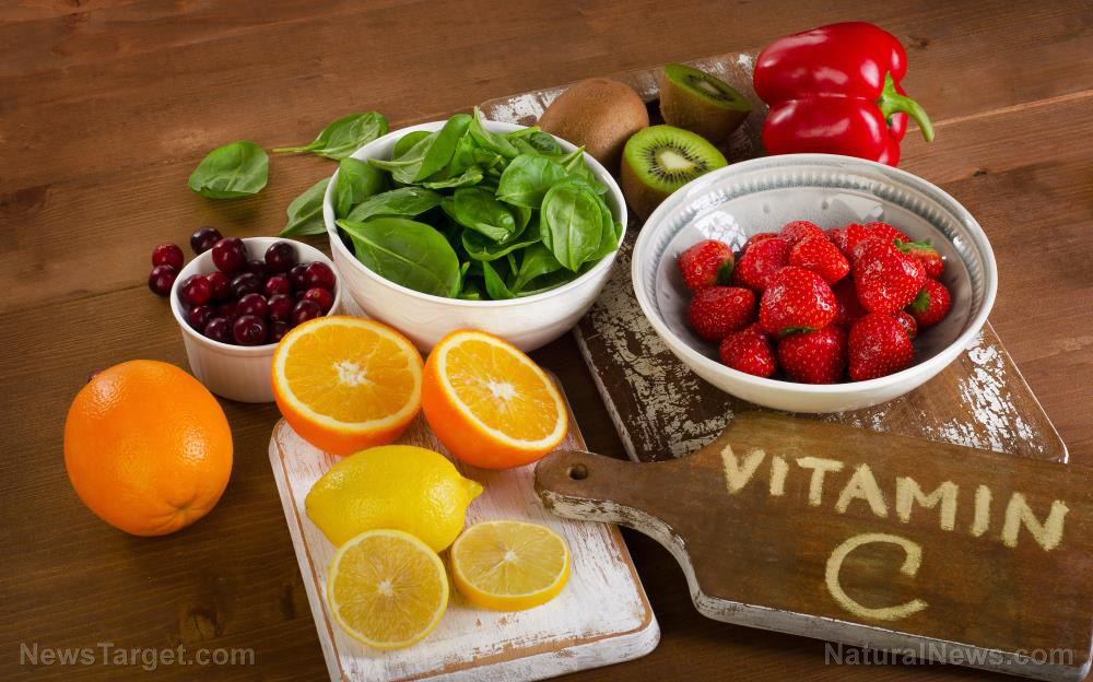 Image: Vitamin C's antioxidant power found to reduce glucose levels in diabetics