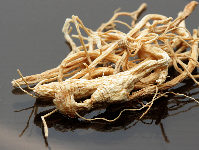 Image: Looking to get shredded? Try supplementing with ginseng