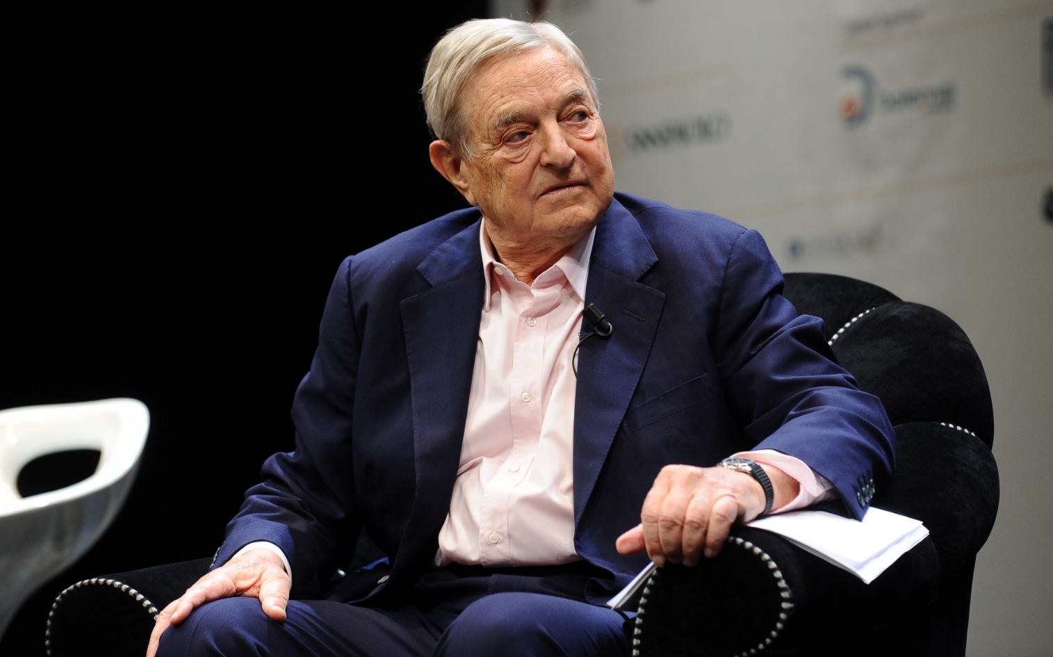 Image: Meddling globalist George Soros named as the puppet master behind student gun control push
