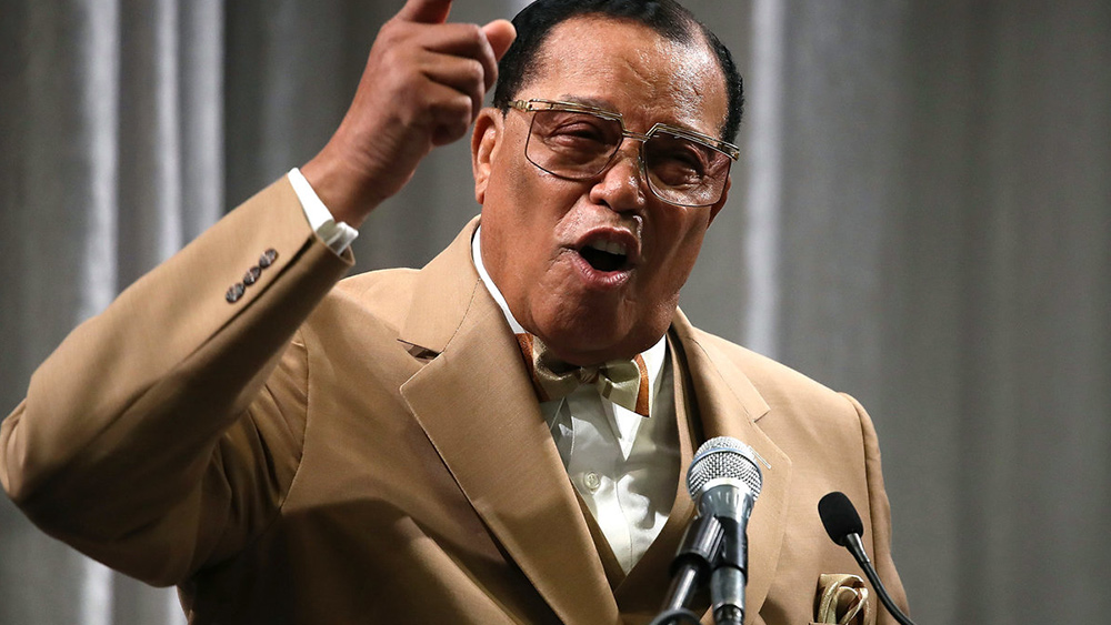 Image: Louis Farrakhan has the right to speak, even if you don't agree with everything he says