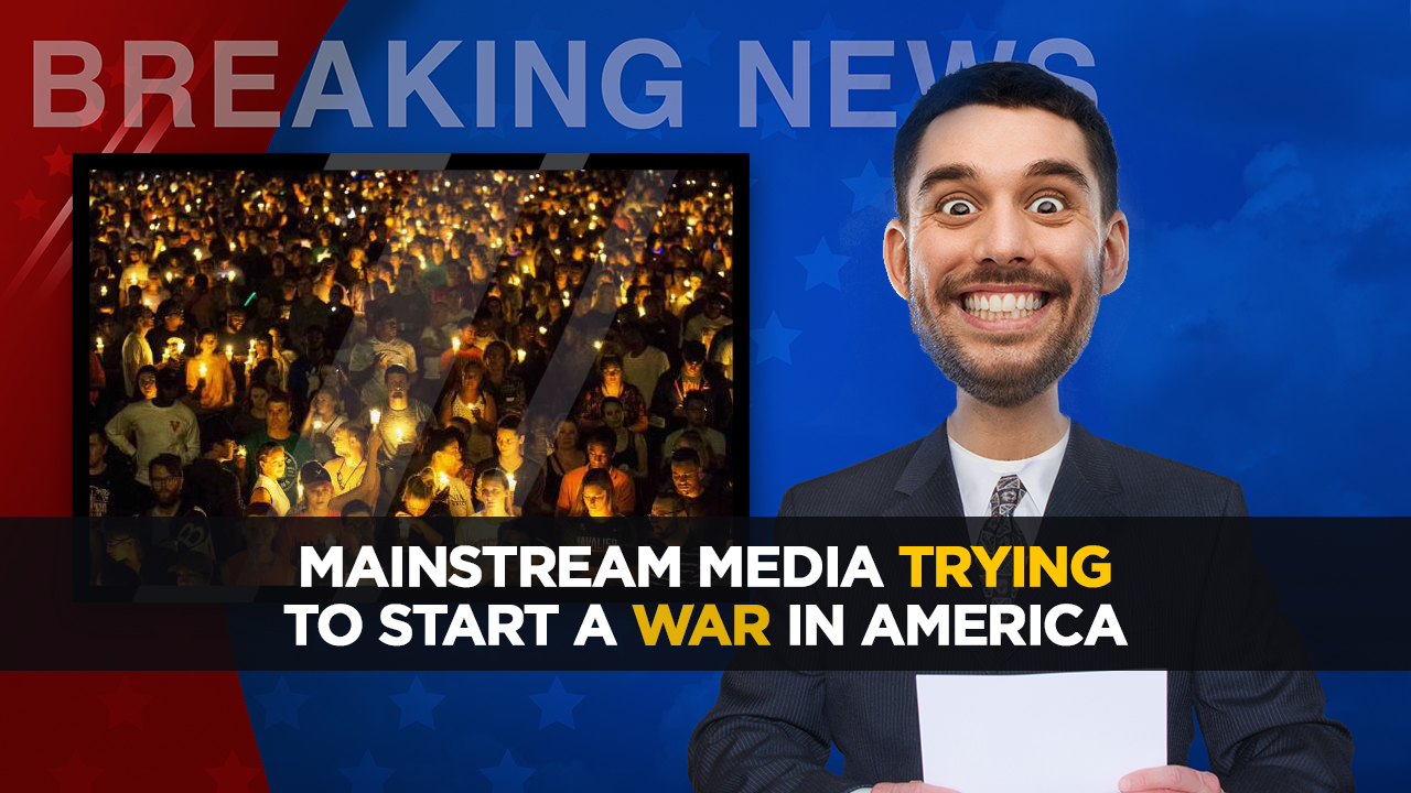 "Image: Journo-terrorists across ""mainstream"" media continue to encourage violence against conservatives"