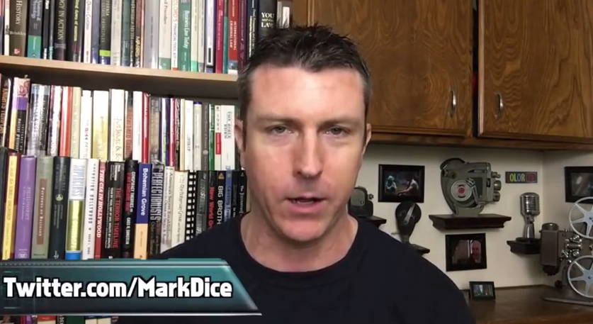 Image: Mark Dice is right: Techno-fascist censorship will obliterate the right to use words that mean things