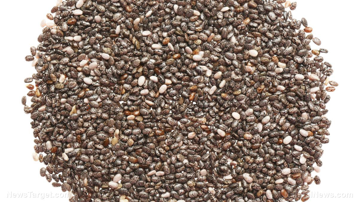 Image: Chia seeds: Understanding the health benefits of this Aztec superfood