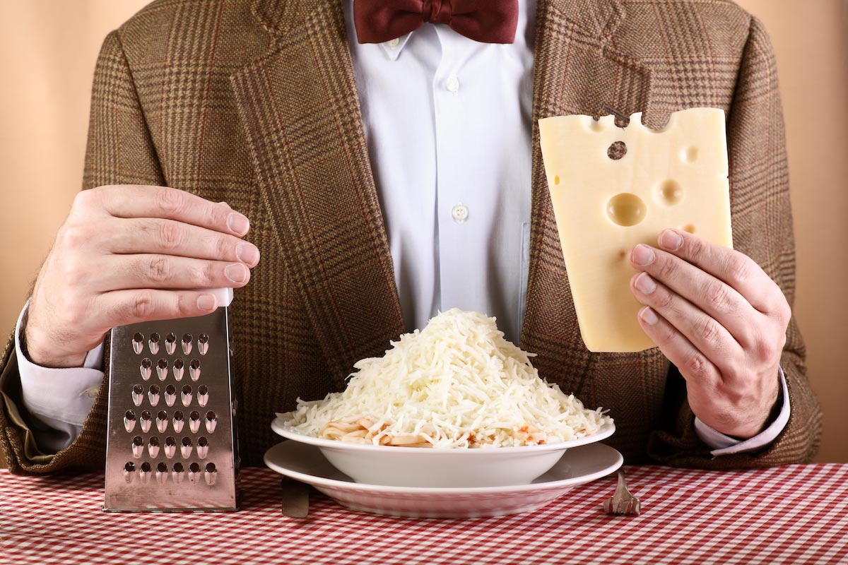 Image: Eating cheese doesn't raise cholesterol and won't increase your risk of a heart attack… scientists stunned to learn the long-buried truth