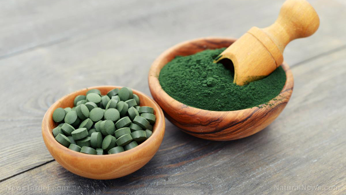 Image: Spirulina helps protect your liver and prevent diabetes – study