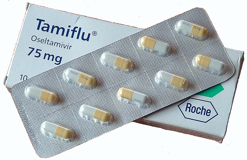 Image: Tamiflu is not safe OR effective