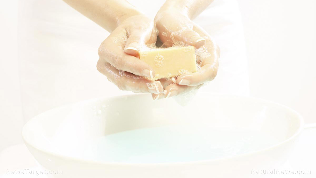 Image: Want to avoid the flu? Don't rush when washing your hands – minimum 20 seconds are needed to kill germs