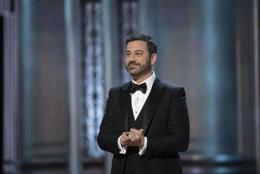 "Image: Jimmy Kimmel named the Left's ""BIGOT"" for spreading HATE that targets Christians"