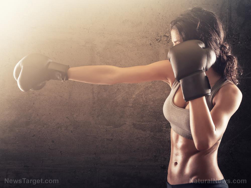 Image: Fit and ready: Self-defense tips for preppers