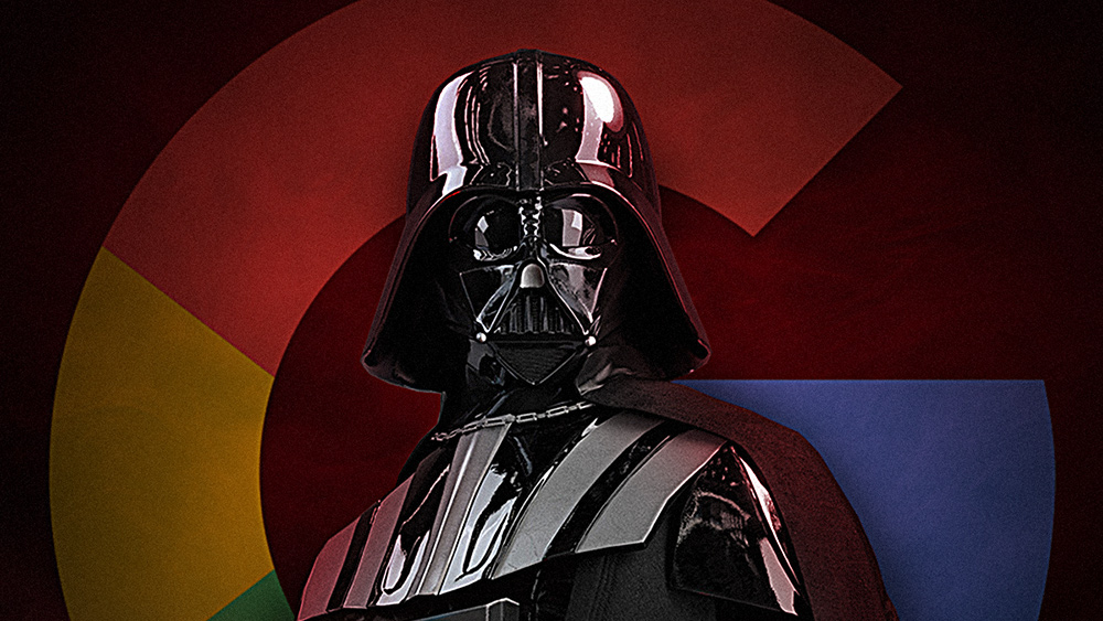 Image: Google is Darth Vader: New meme released – share everywhere